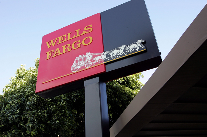 Wells Fargo (Photo by Justin Sullivan/Getty Images)