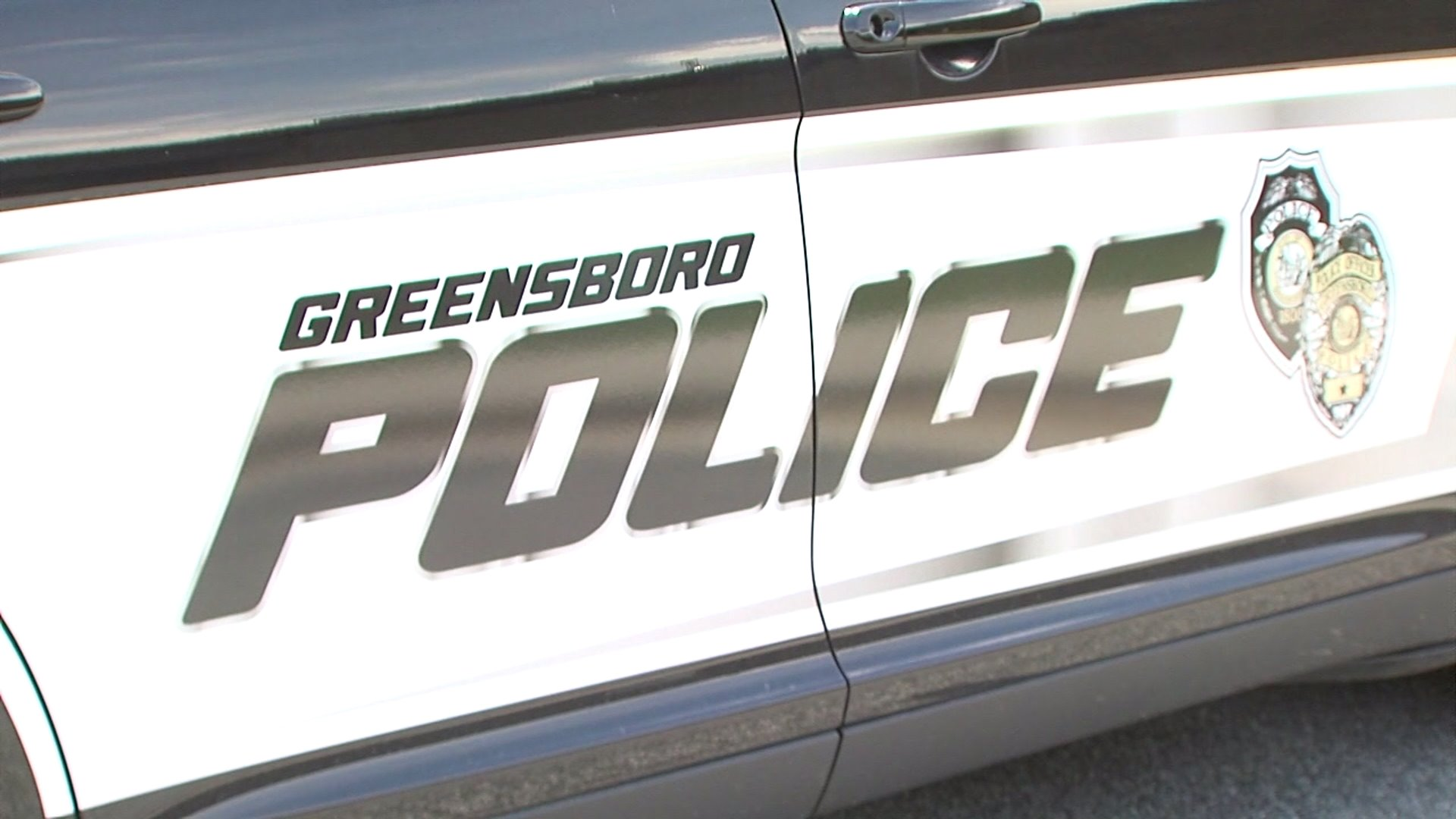 Greensboro police car (WGHP file photo)
