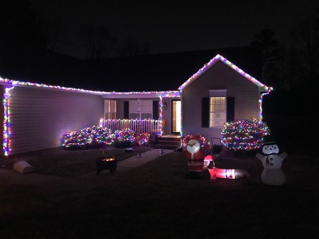 People are Hanging Up Christmas Lights to Stay Positive Amid Coronavirus Pandemic
