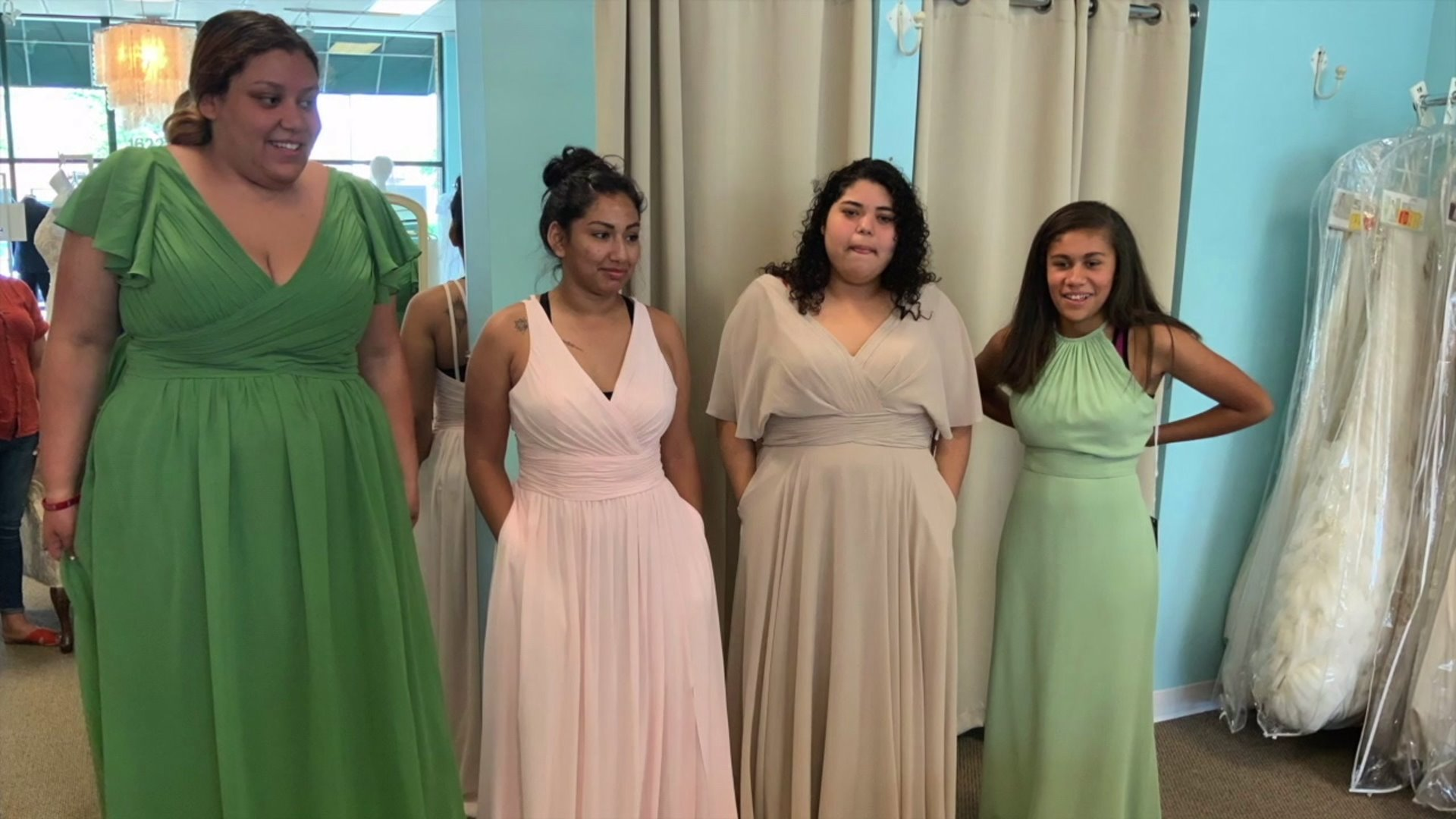 Family Upset After Greensboro Bridal Shop Closes Without