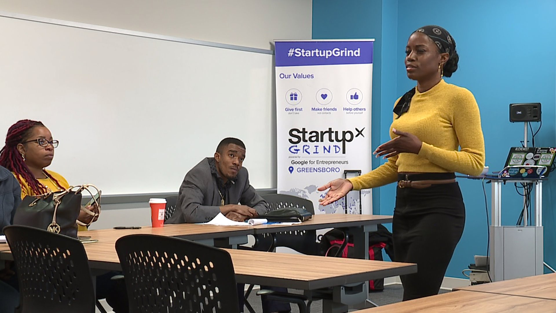 HUSTLE Winston-Salem helps entrepreneurs find the tools for success