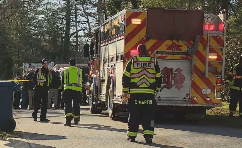 Authorities confirm a Hendersonville, NC sanitation worker has died after being hit by a city garbage truck.