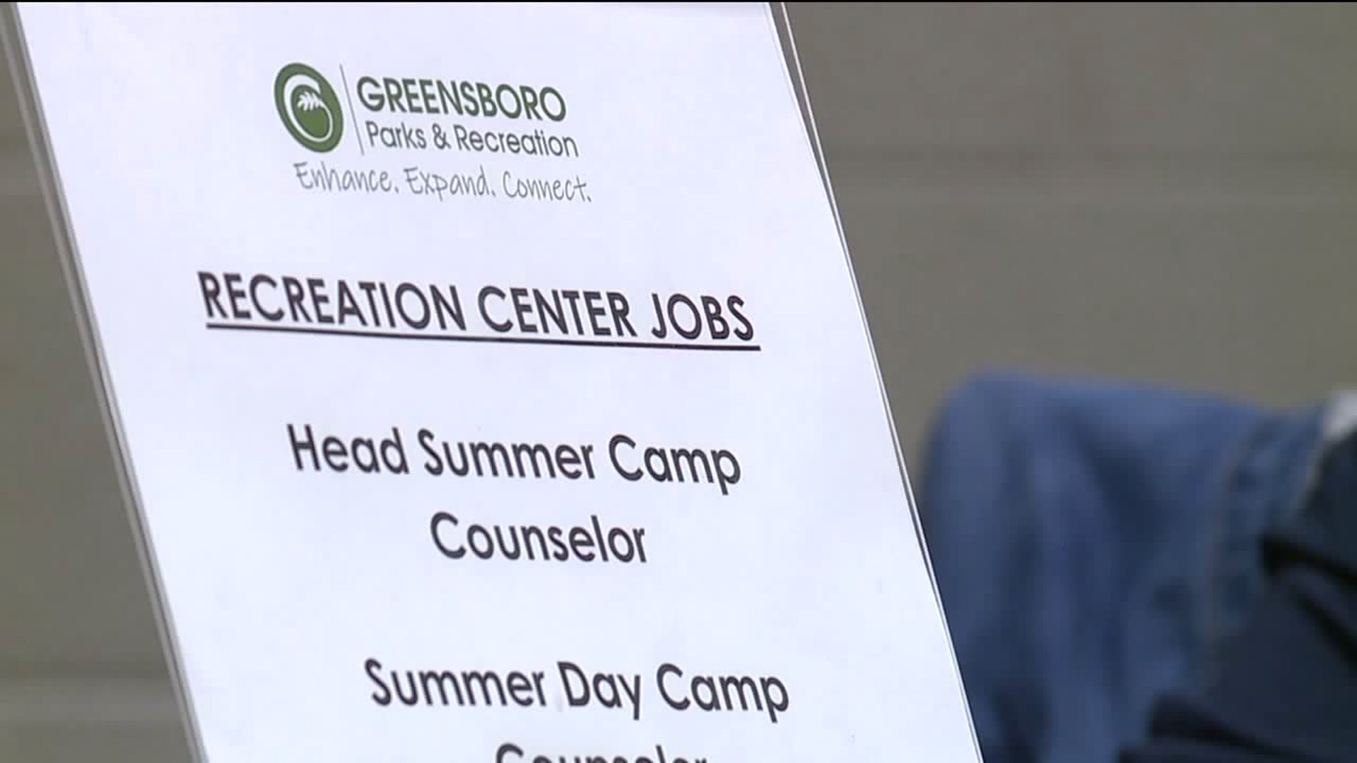 Greensboro looking to fil 150 part-time summer jobs
