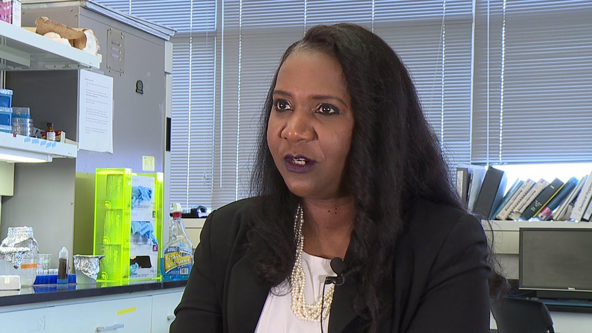 Dr. Sherine Obare