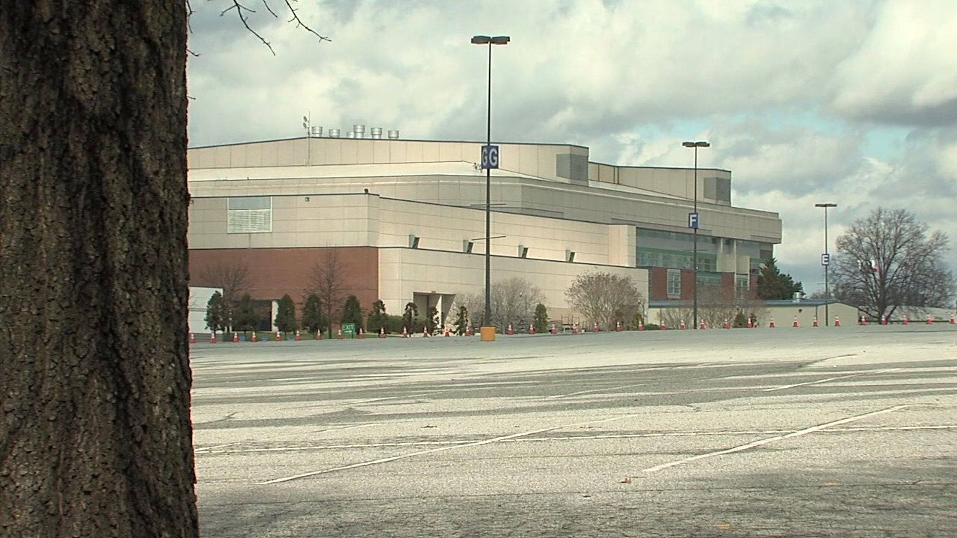 Greensboro Coliseum (WGHP file photo)