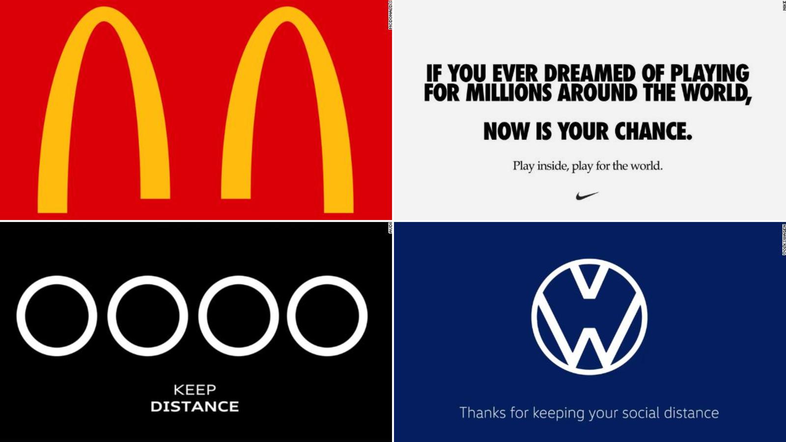 (Audi/Volkswagen/McDonald's/Nike/CNN)