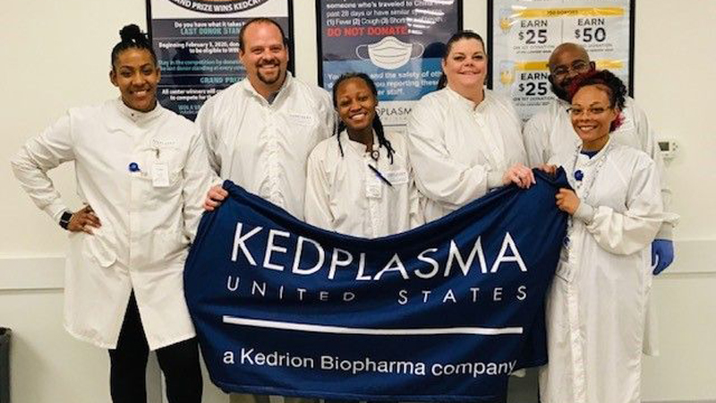 FOX8 Highlighting Heroes: Kedplasma