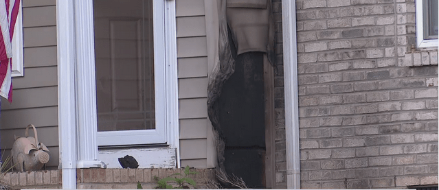 'It's a blessing': veteran is thanks neighbor for saving his home in Winston-Salem from burning down