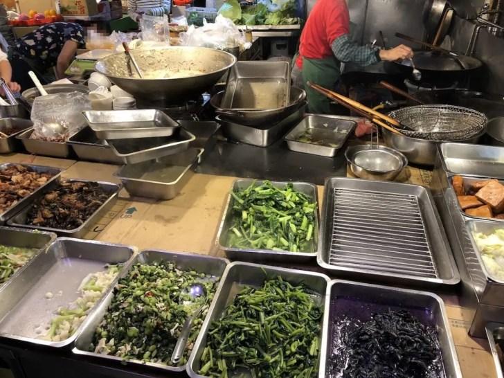 【ジブリでも出てきた?】台北の成功市場で朝食をいただきました。