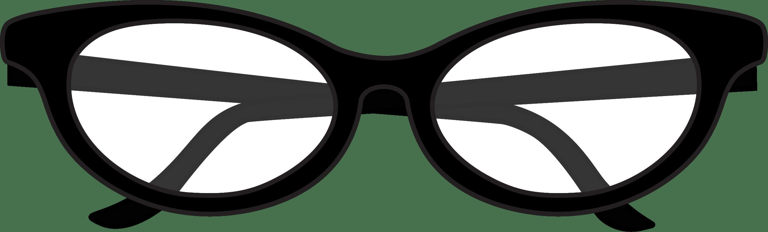Cat-eye Glasses PNG