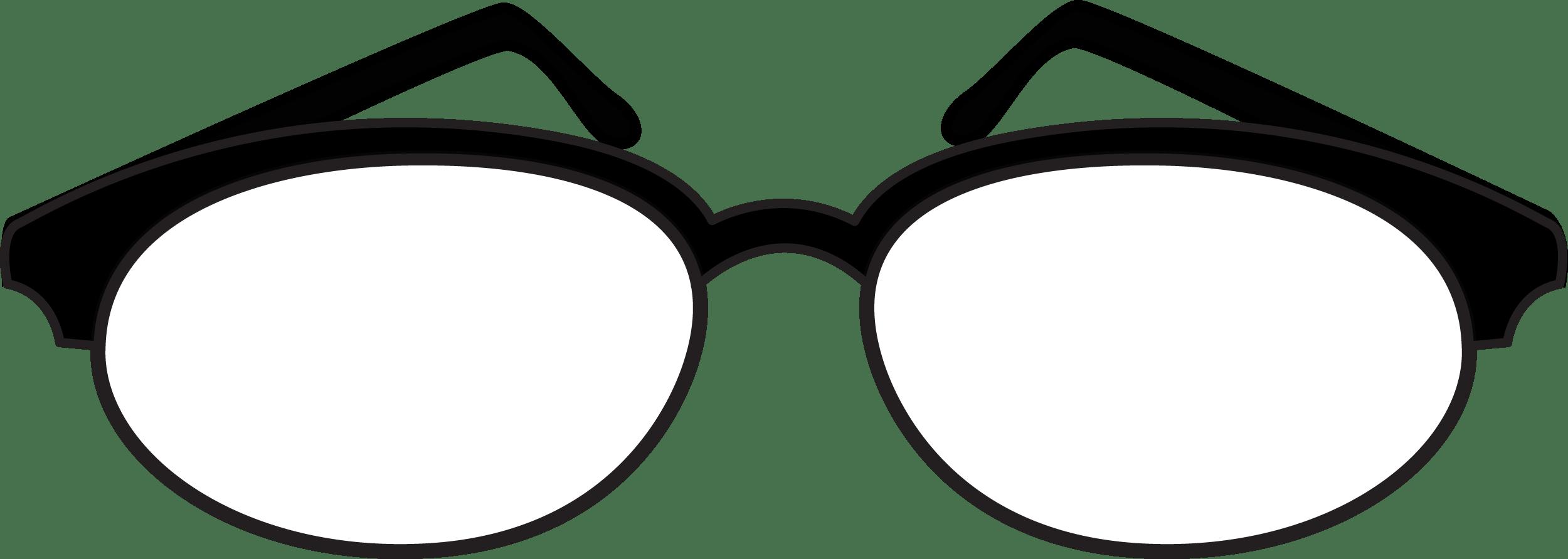 Cool Glasses PNG