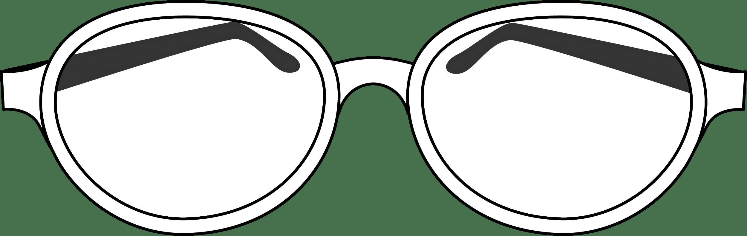 Flea Market Glasses PNG