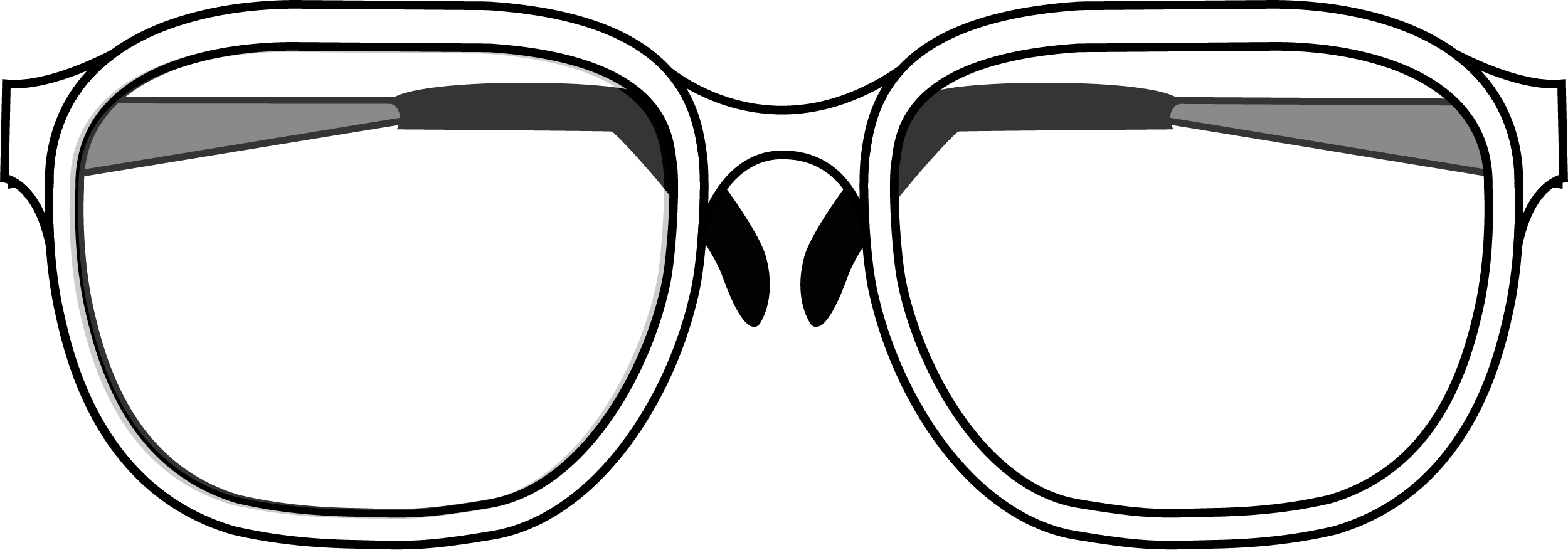 Spectacles PNG Clip-art