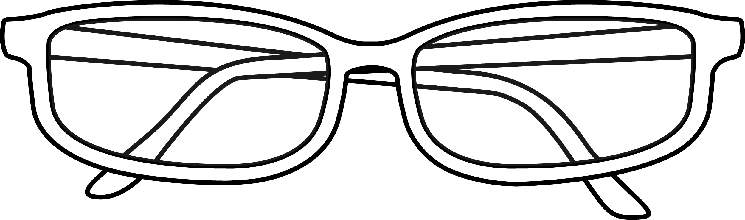 Spectacles PNG Clipart