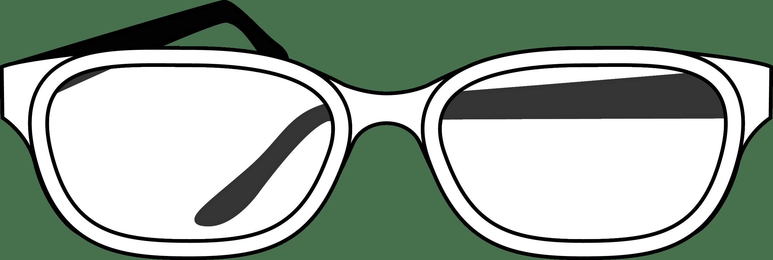 Sun Glasses Drawing PNG
