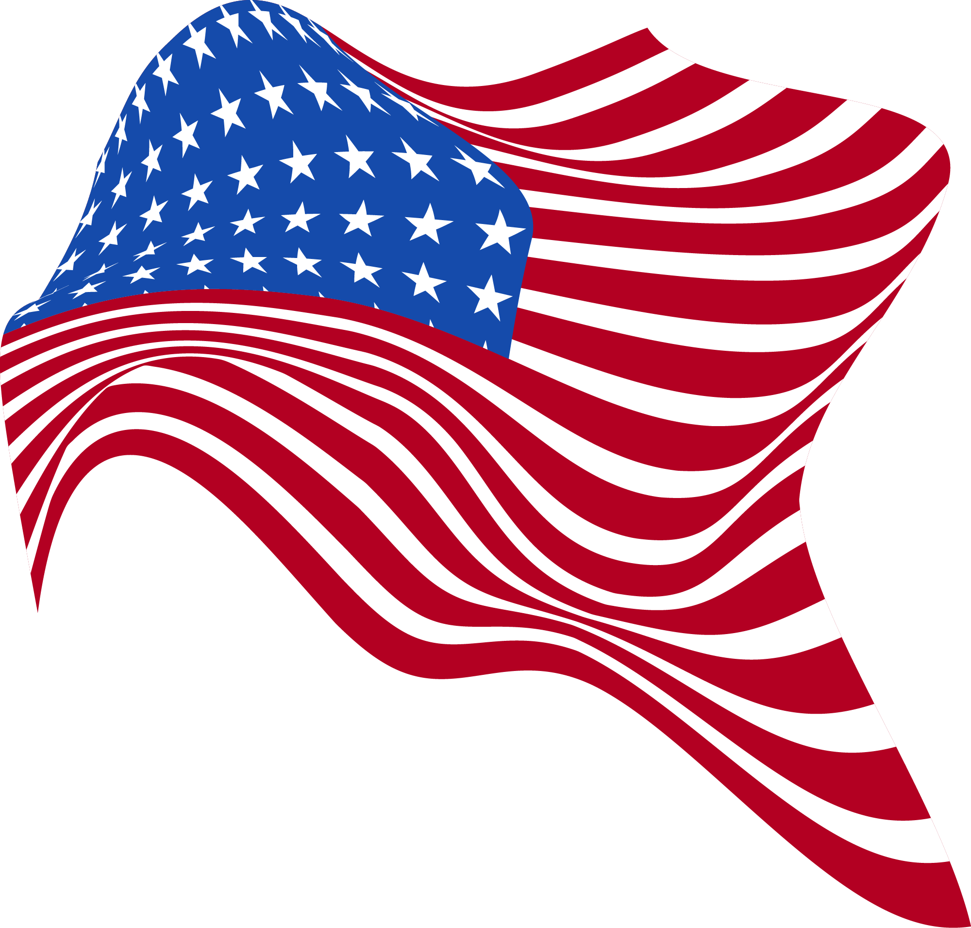 USA-Flag-with-Transparent-Background