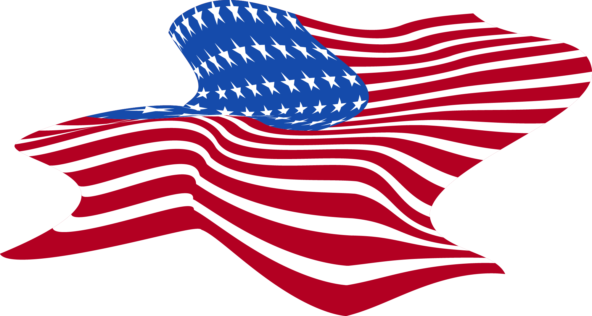 Wavy-American-Flag-Abstract-PNG
