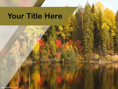 Free Autumn PPT Template