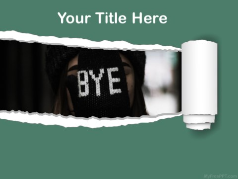 Free Breakup PPT Template