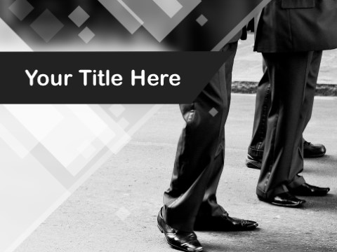 Free Business People PPT Template