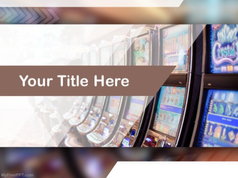 Free Casino PPT Template