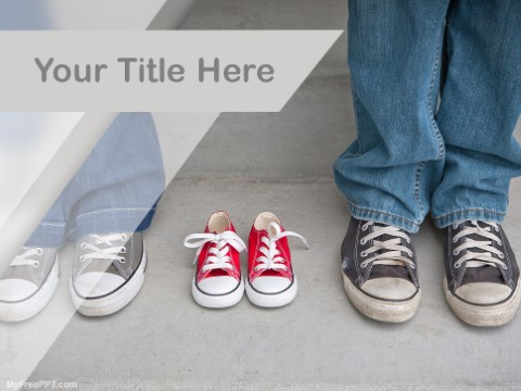 Free Childless  PPT Template
