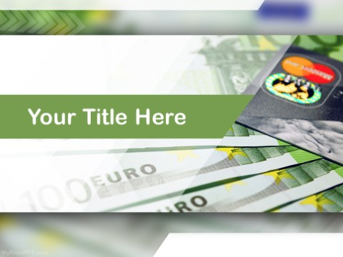 Free Currency PPT Template
