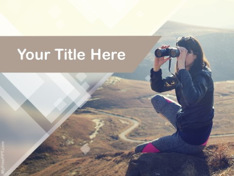 Free Exploration PPT Template