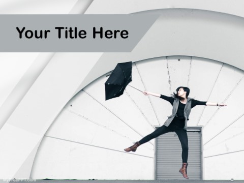 Free Happiness PPT Template
