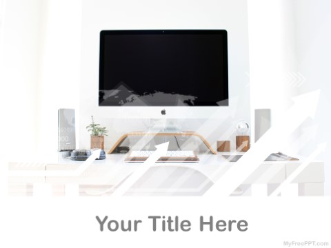 Free Imac PPT Template