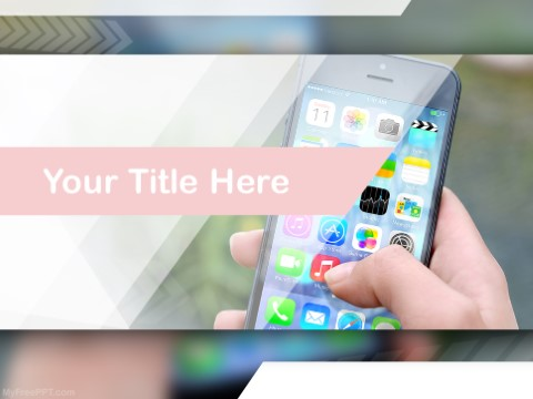 Free Ios PPT Template