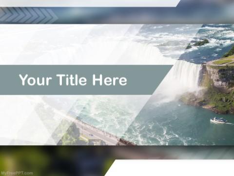 Free Niagara Falls PPT Template