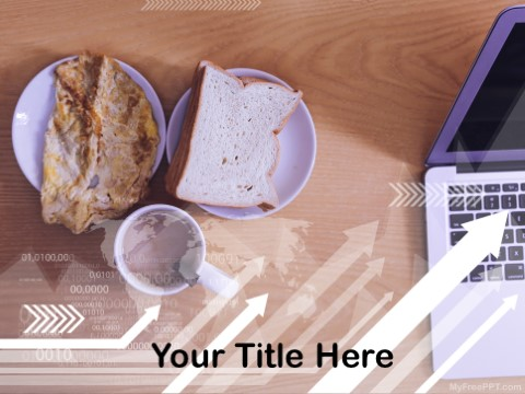 Free Omlette Breakfast PPT Template