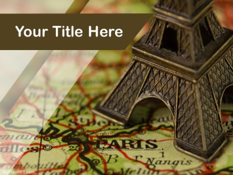 Free Paris PPT Template