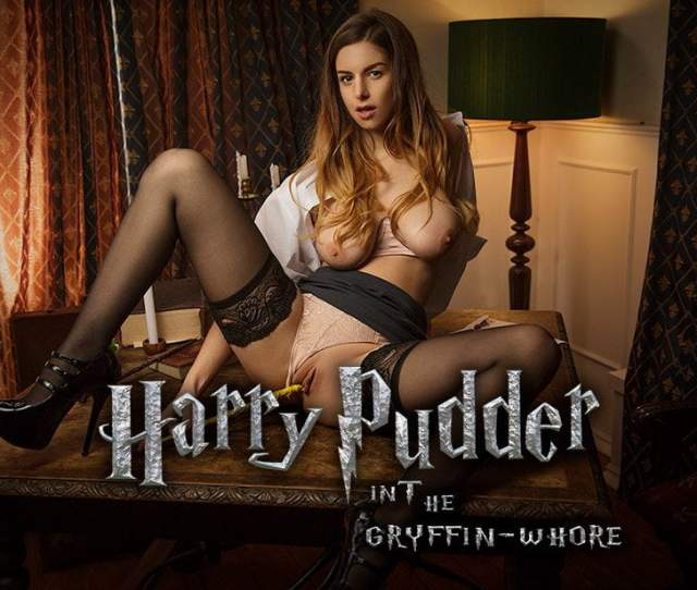 Well Now You Can In This New Harry Potter Porn Parody If You Love Cosplay Xxx Magic Wands And Tight Pussy Then This Is The
