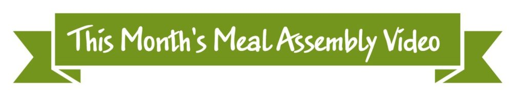 MyFreezEasy Meal Assembly Video