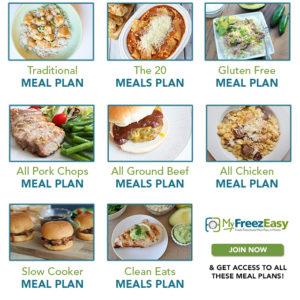 June 2018 Meal Plans