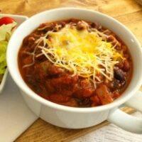 Instant Pot 5-Ingredient Chili