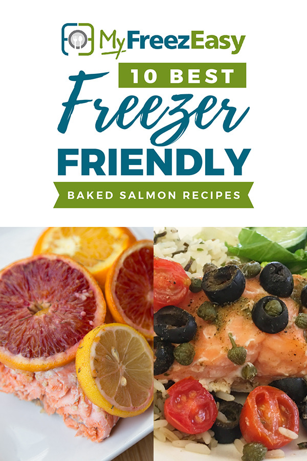 freezer friendly salmon recipes