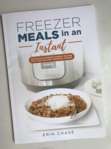 Freezer Meals in an Instant Cookbook