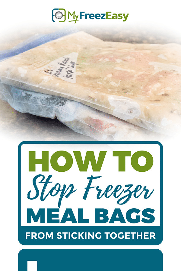 How to Stop Bags from Sticking Together in the Freezer