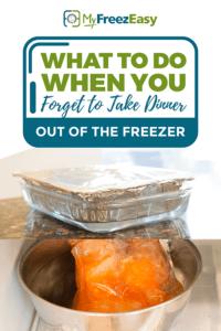 freezer cooking hacks