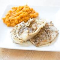 Instant Pot French Onion Pork Chops