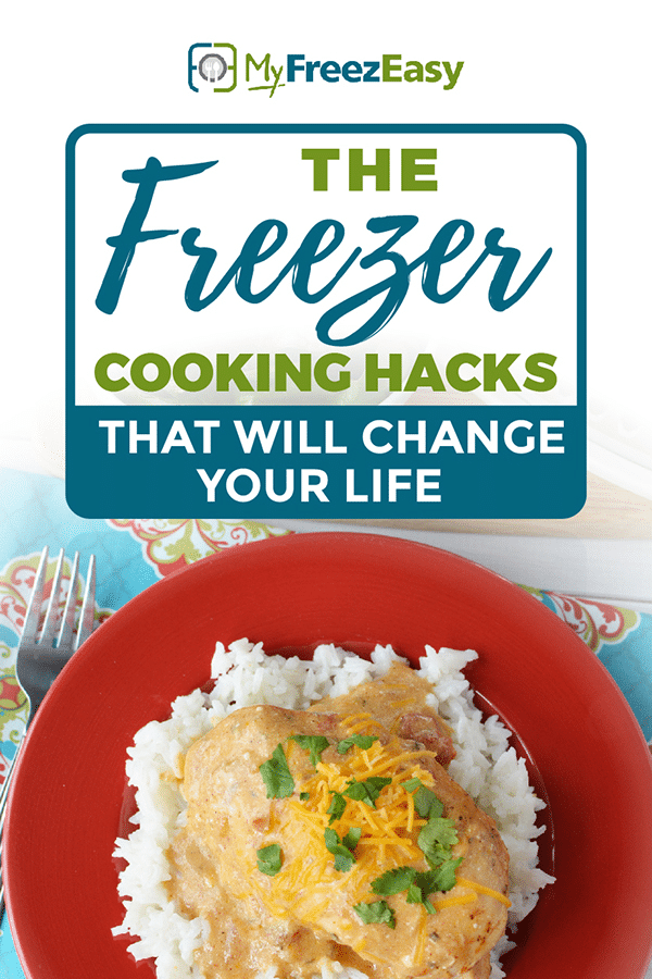 freezer cooking hacks