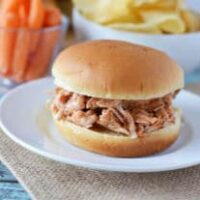Slow Cooker Adobo Pulled Pork Sandwiches