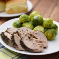 Instant Pot Herbed Pork Tenderloin