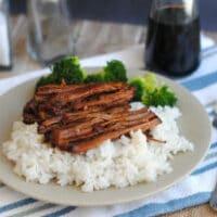 Instant Pot Asian Shredded Beef