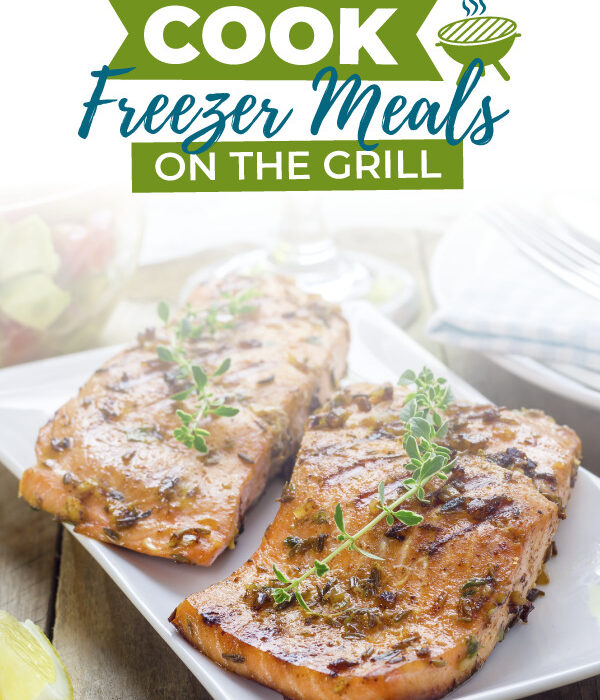 Make Ahead Meals for the Grill