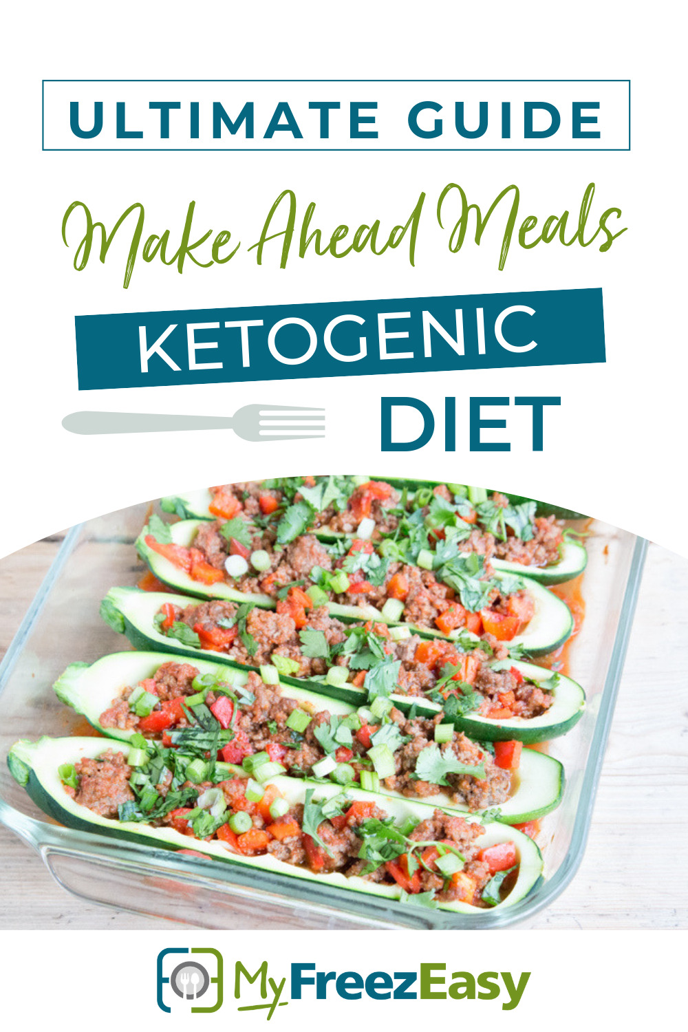 make ahead keto meals