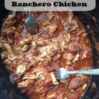 Instant Pot Ranchero Chicken